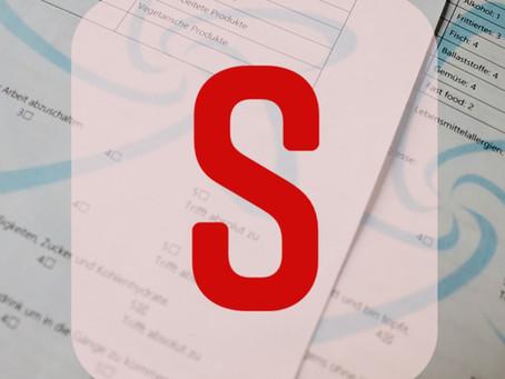 S für SPEZIFISCH