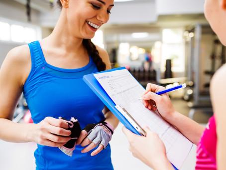 Trainingseinheiten in verschiedene Muskelgruppen splitten