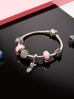 Pandora jewellery for VASHION by Ramses Radi