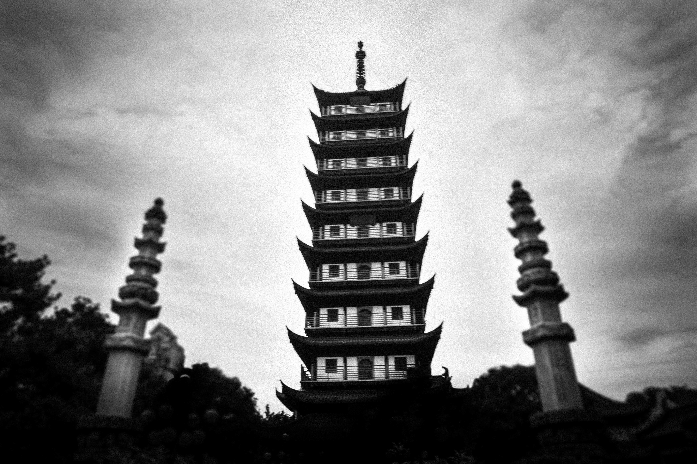 Zhenru Temple, Shanghai 2015