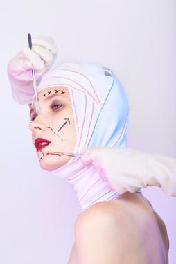 BEAUTY EDITORIAL  Photographer: Ramses Radi / www.ramsesradi.com  / Insta: @ramses.radi MUA: Didi Rocha / Insta: @Didirocha8  Model: Marina Reutova  Insta: @Batsybat