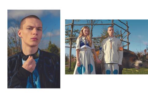 photographer: Ramses Radi  Models: @lottizsh & Andreas by Indeed Models Berlin Styled by Olyvia Oyster MUA: @aline.jakoby  3D artist @rabbit_juice