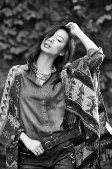 Photographer // Ramses Radi MUA // Oscar FU Hair // Moses M.31 Stylist // Sammi Woo @ OIAM Styling Consulting Agency Model // Jiang Lu