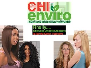 Chi Enviro American Smoothing Treatment