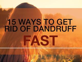 Dandruff Got You Feeling Somekinnaway?