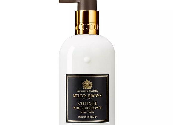 MOLTON BROWN Vintage With Elderflower Body Lotion