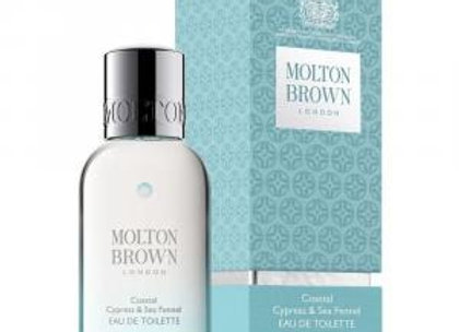 MOLTON BROWN Coastal Cypress & Sea Fennel for women and men