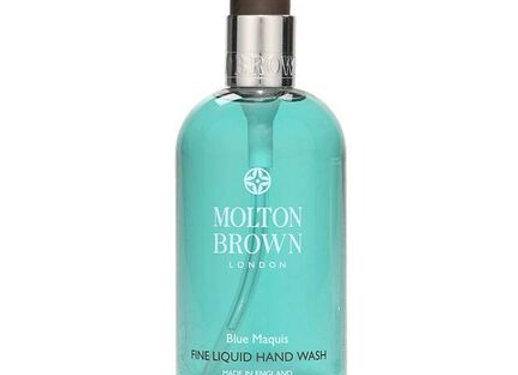MOLTAN BROWN Blue Maquis Fine Liquid Hand Wash