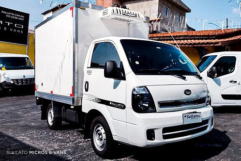 KIA BONGO 2019/2020 - K2500 C/ BAÚ - DIESEL - MANUAL