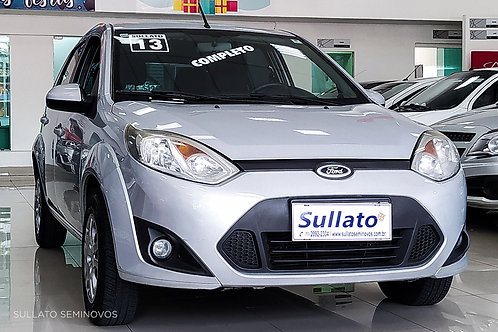 FORD FIESTA 2012/2013 - CLASSIC 1.6 - FLEX - MANUAL
