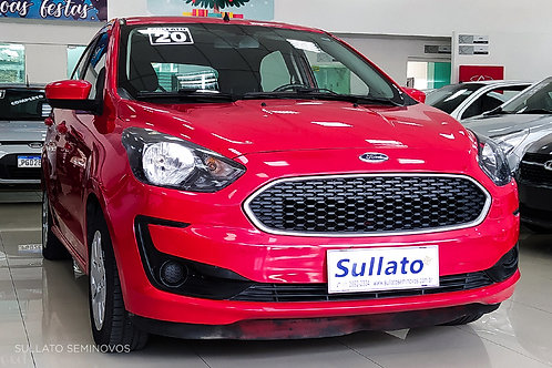 FORD KA 2018/2019 - SE 1.5 - FLEX - MANUAL