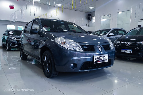 RENAULT SANDERO 2010/2010 - EXPRESSION - 1.0 16V - FLEX - MANUAL