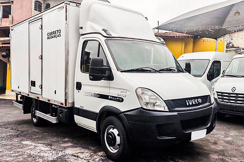 IVECO DAILY 2012/2013 - 35S14 BAÚ - DIESEL - MANUAL