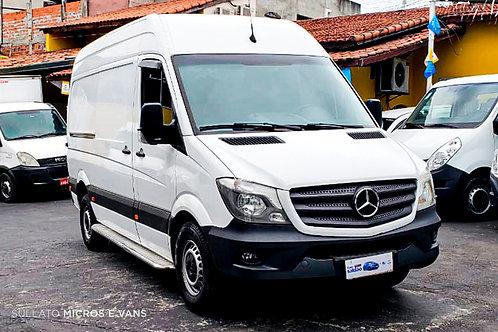 MB SPRINTER 2018/2019 - 313 FURGÃO STREET - DIESEL - MANUAL