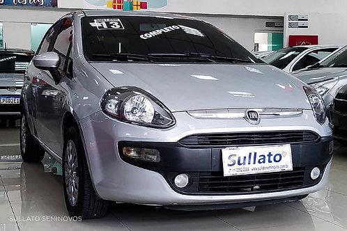 FIAT PUNTO 2012/2013 - ATTRACTIVE - FLEX - MANUAL