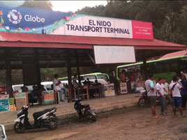 Traveling From El Nido To Port Barton