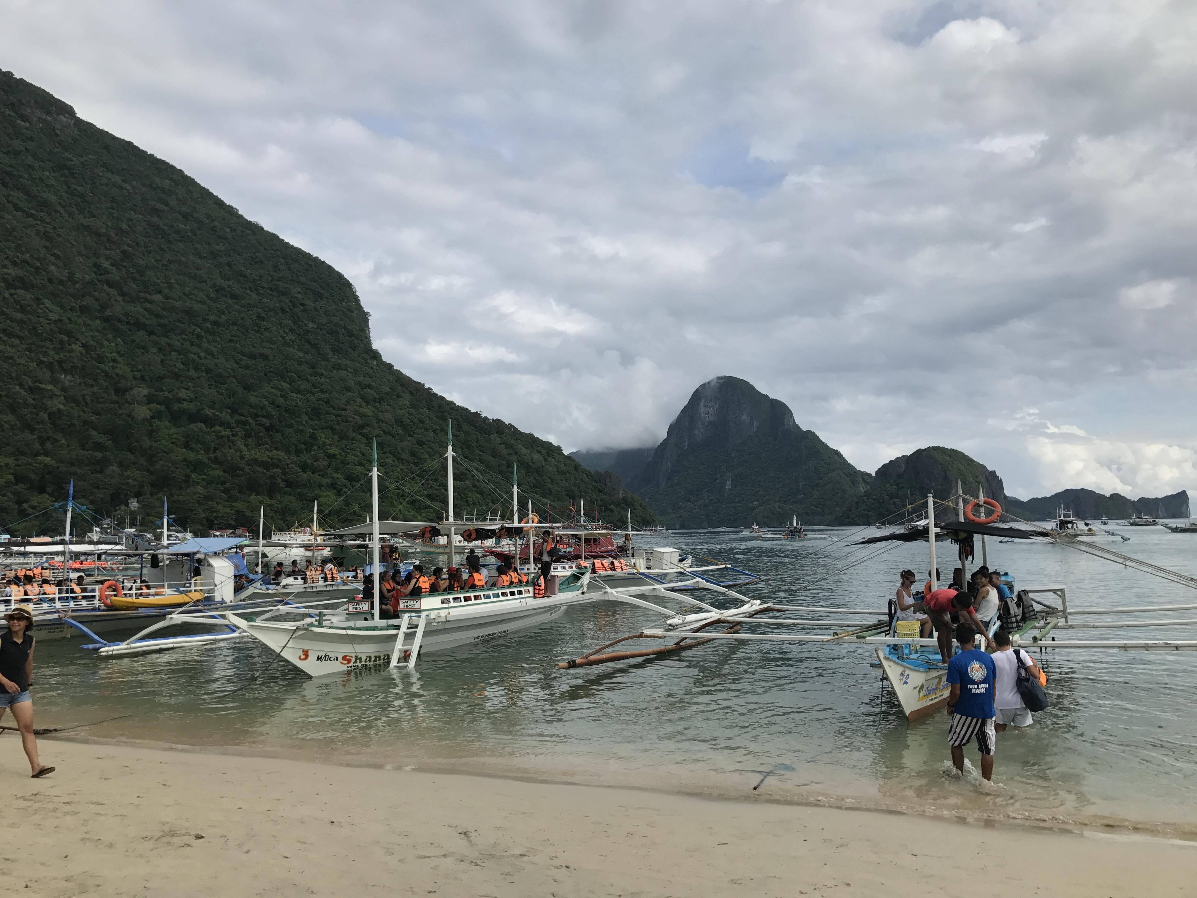 El Nido Boats