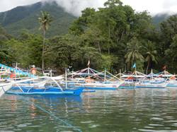 Boats in Sabang