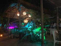 Dinner in El Nido