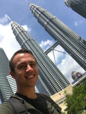 On Top Of Kuala Lumpur: Visiting the Petronas Twin Towers