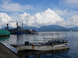The Port of Puerto Princesa