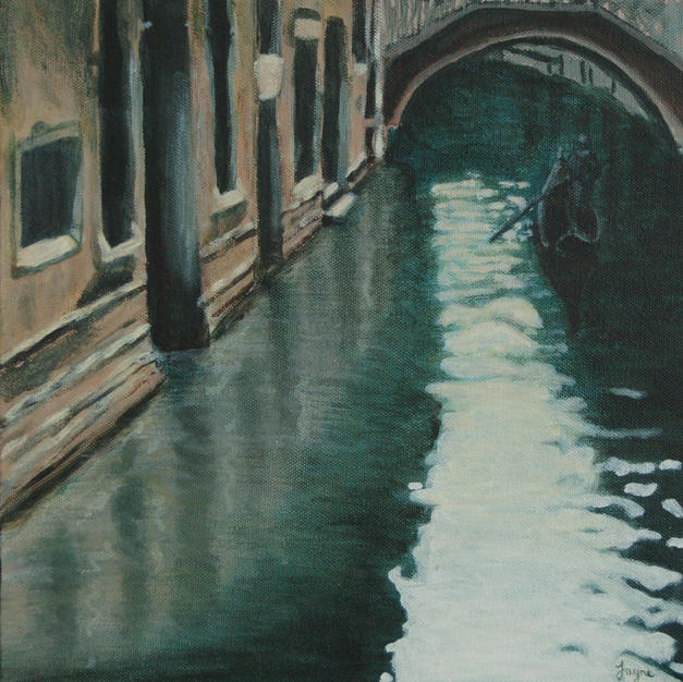 "GREETINGS CARD ""Venice"""