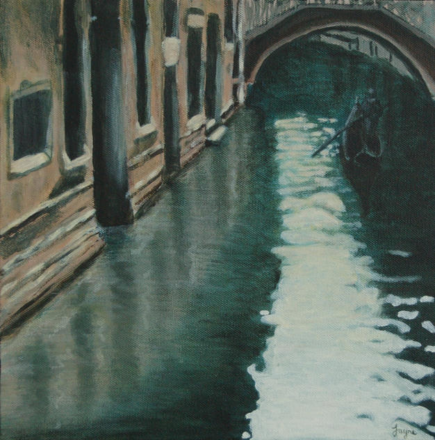 "SOLD ""Venice"""