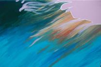 30x20x1.5 INCH acrylic on canvas  SOLD