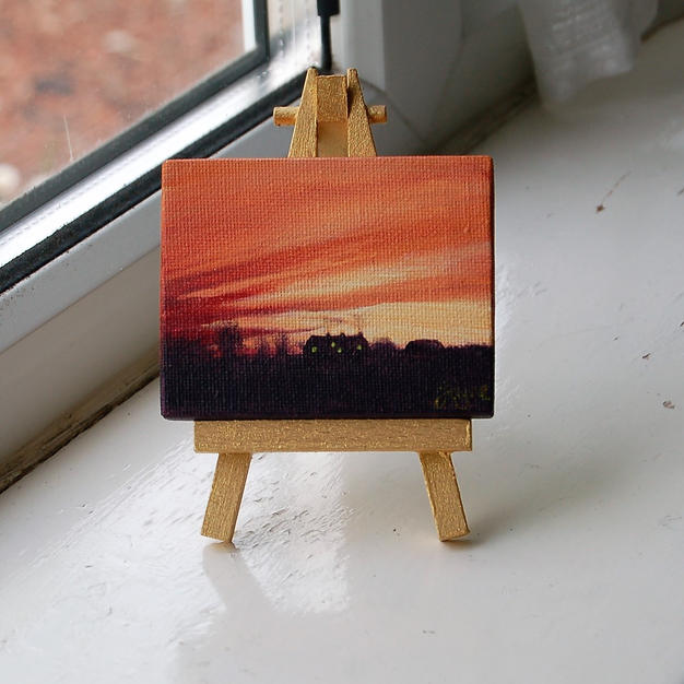 "MINI ""Winter Sunset"""