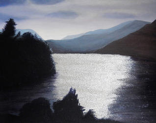 """SOLD  """"Wast Water, Lake District"""""""