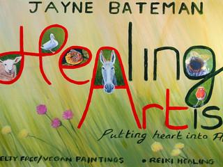 Healing Artist Logo