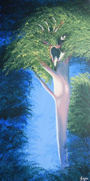 "GREETINGS CARD ""Enchanted Woodland 3"""
