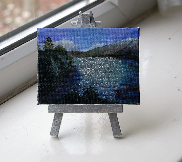 """NOW £15  MINI """"Wast Water, Lake District"""""""
