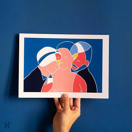 La carta amorosa - Versiona Thyssen