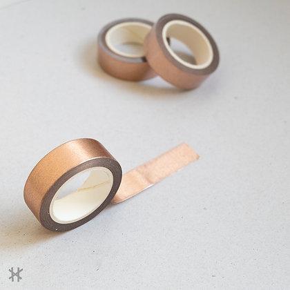 Washi Tape Oro Rosa