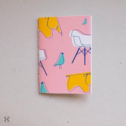 Cuaderno Eames