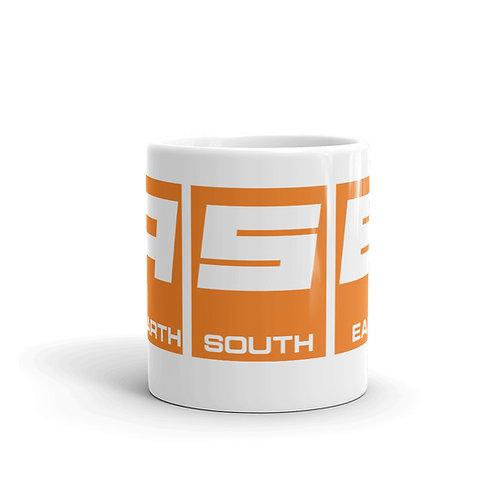 Mug - Orange Block Logo