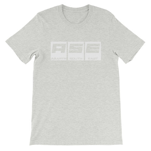 Unisex T-Shirt - White Block Logo
