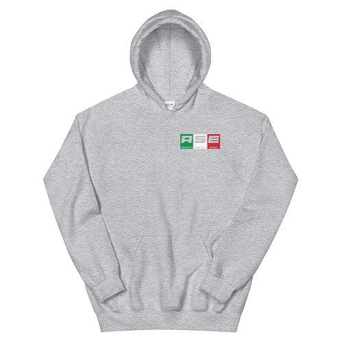 Unisex Hoodie - Italian Logo Combo