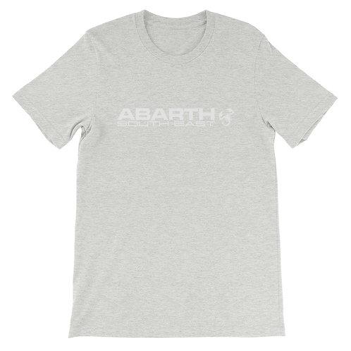 Unisex T-Shirt - White Modern Logo