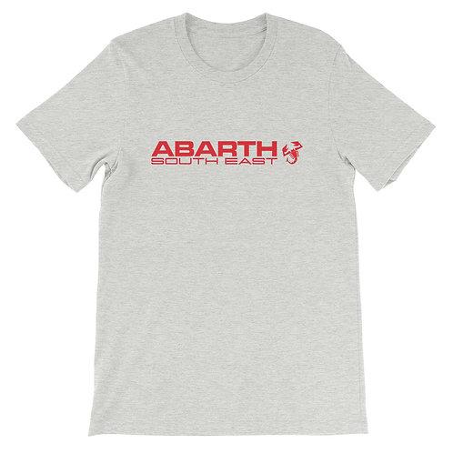 Unisex T-Shirt - Red Modern Logo