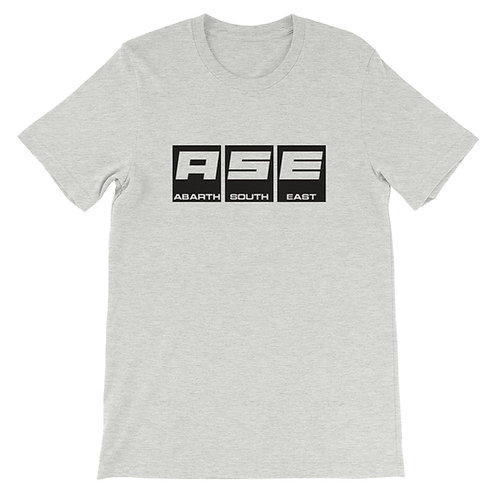 Unisex T-Shirt - Black Block Logo