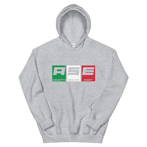 Unisex Hoodie - Italian Block Logo