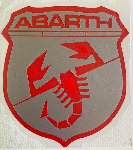 Abarth Badge Overlays
