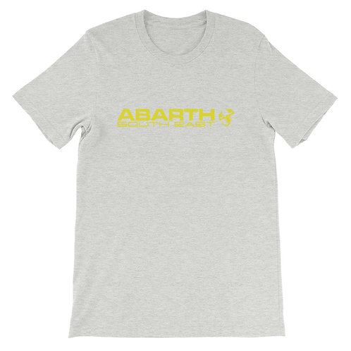 Unisex T-Shirt - Yellow Modern Logo