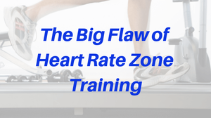 "Heart rate zone training seems to be the new ""thing"" to do because a lot of well-known group fitness studios are using this kind of technology to entice their customers. Everyone loves to do the newest thing with the latest and greatest technology, but is heart rate zone training really all it's cracked up to be?"