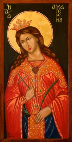 Saint Ekaterini (Cathrine)