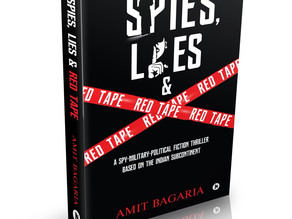 Spies Lies & Red Tape Book Review
