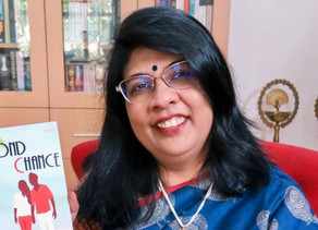 """""""With grit and determination, second chances in life become a palpable reality"""" - Kavita Bhatnagar"""