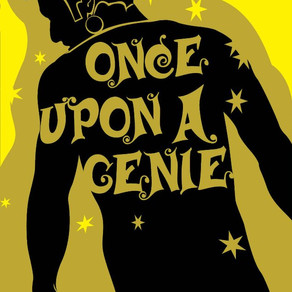 Once Upon A Genie Book Review